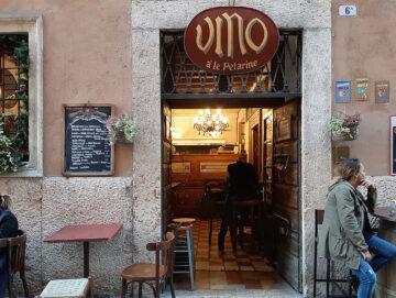 Tour delle Osterie Storiche di Verona con il Sommelier